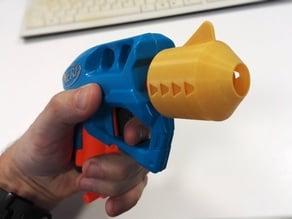 Nerf Nanofire compatible suppressor