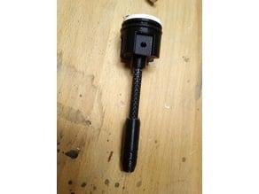 TalonClaw - Ram Rod with Carbon Fiber Rod MKII