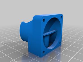 Ventilación para impresora 3D extrusor volcano