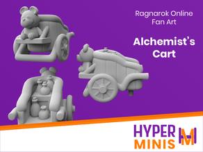 Chibi Alchemist's Cart
