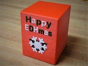 EDHmas Deck Box (MTG)