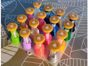 Wine Glass Marker Set