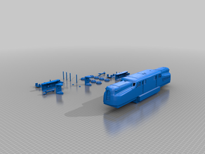 GG-1 Electric Train Duplo