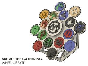 MTG - Wheel of Fate