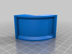 corner clamp for strap & ratchet