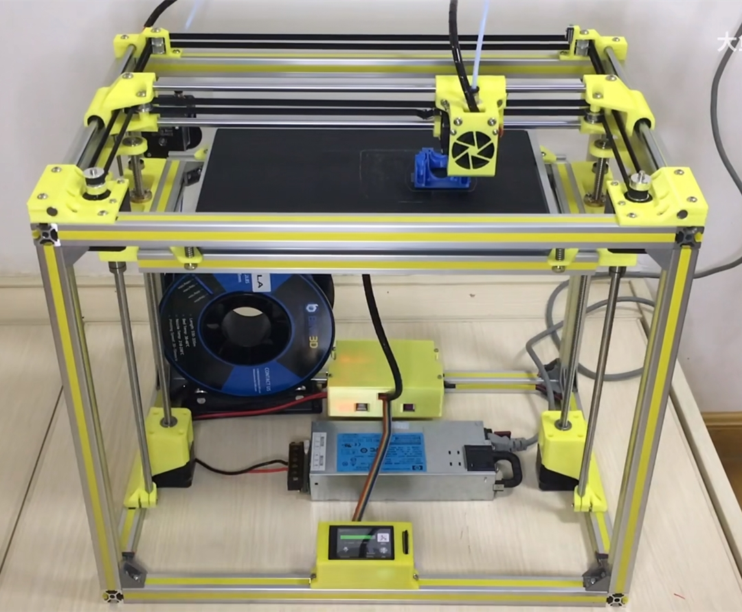 DIY DAYU corexy 3D printers FDM