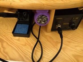 soldering iron cleaner