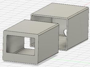 TE842 - Case  (USB-step-down / buck-converter)