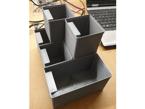 Stackable Assortment Inset Box