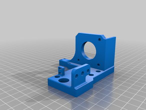 CR10S PRO V1 UPDATED - BMG E3DV6 Direct Drive Mounting Plate