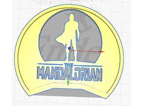 The Mandalorian Modular Disney Ear