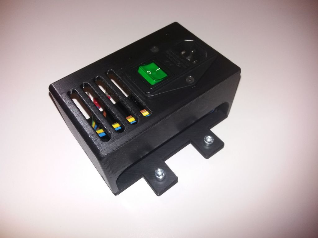 AM8 power supply cover