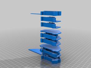 e3DHW:  DIN modules