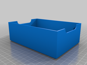 Customisable Stackable Box and Lid
