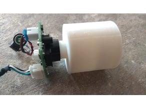 Webcam adapter for telescope