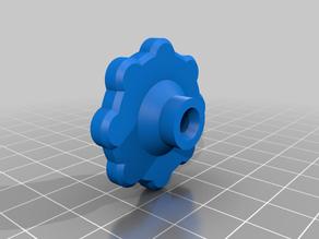 Creality 10s Extruder knob press fit