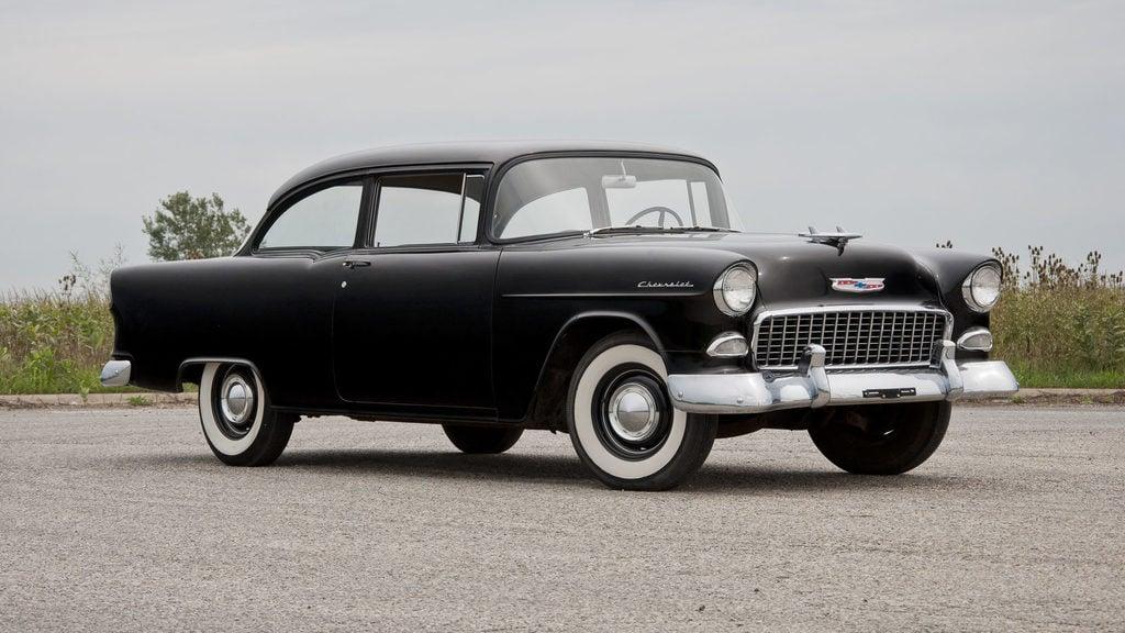 Chevrolet 150 Utility Sedan 1955