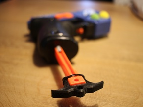Nerf Knockout T-Pull