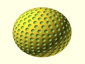 golf ball customizable