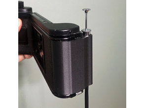 Cable Release Grip for Mamiya Press Roll Film Back