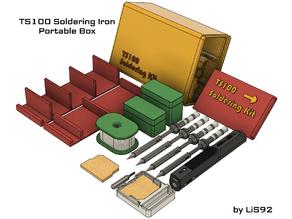 TS100 Solder Portable Box