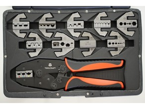 Toolcraft PZ-500 Crimper - Die Holder (Expansion)