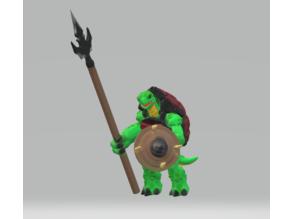 Turtlefolk Spearman