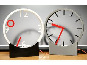 """Clock face DIY kit for """"Hollow Clock"""""""