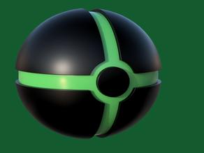 Sphere 1 line quad