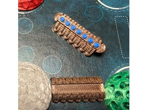 Tunnels for Underwater Cities Board Game