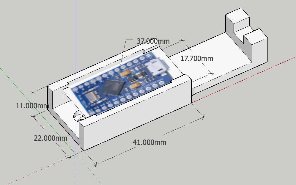 arduino pro micro folder