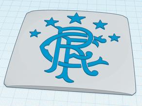 Rangers Coaster