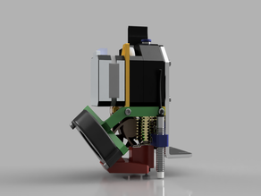 Creality Ender 3 BMG + E3D Volcano Mount