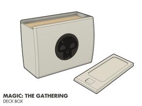 MTG - Deck Box