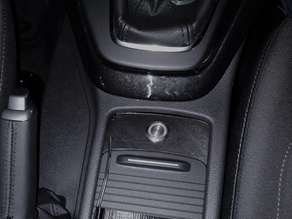 Ford Focus MK3 Facelift (2014-2018) central tunnel pushbutton holder