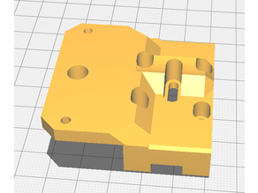 EVA top for Sherpa extruder
