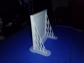 Angled Lithophane Support