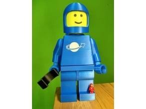 Lego Classic Space Astronaut 10:1