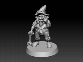 Supportless Gnome