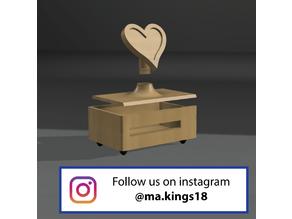 Music Box - Carillon - Ma-Kings