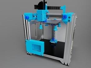 The 3d Mini Cube
