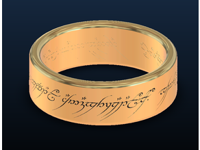 The One Ring LOTR
