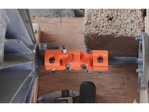 Doubjoint 14mm to 12mm Cardan Joint