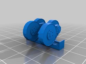 Maus drive train parts