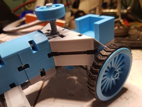 Tyres for kbricks toy by robkern