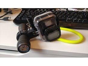Simply Scuba Mk1 Torch GoPro mount