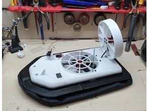 RC FPV Hovercraft