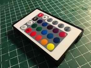 RGB Led Strip IR Remote Magnetic Case