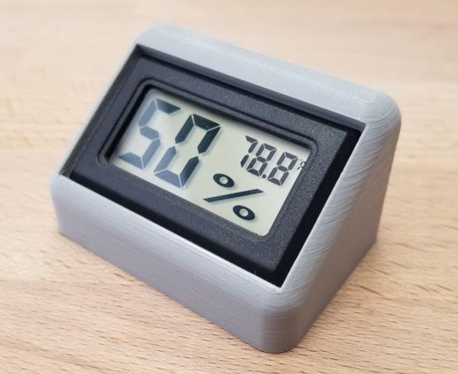 Hygrometer Holder