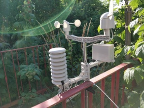 ESP8266 Weather Station with MQTT